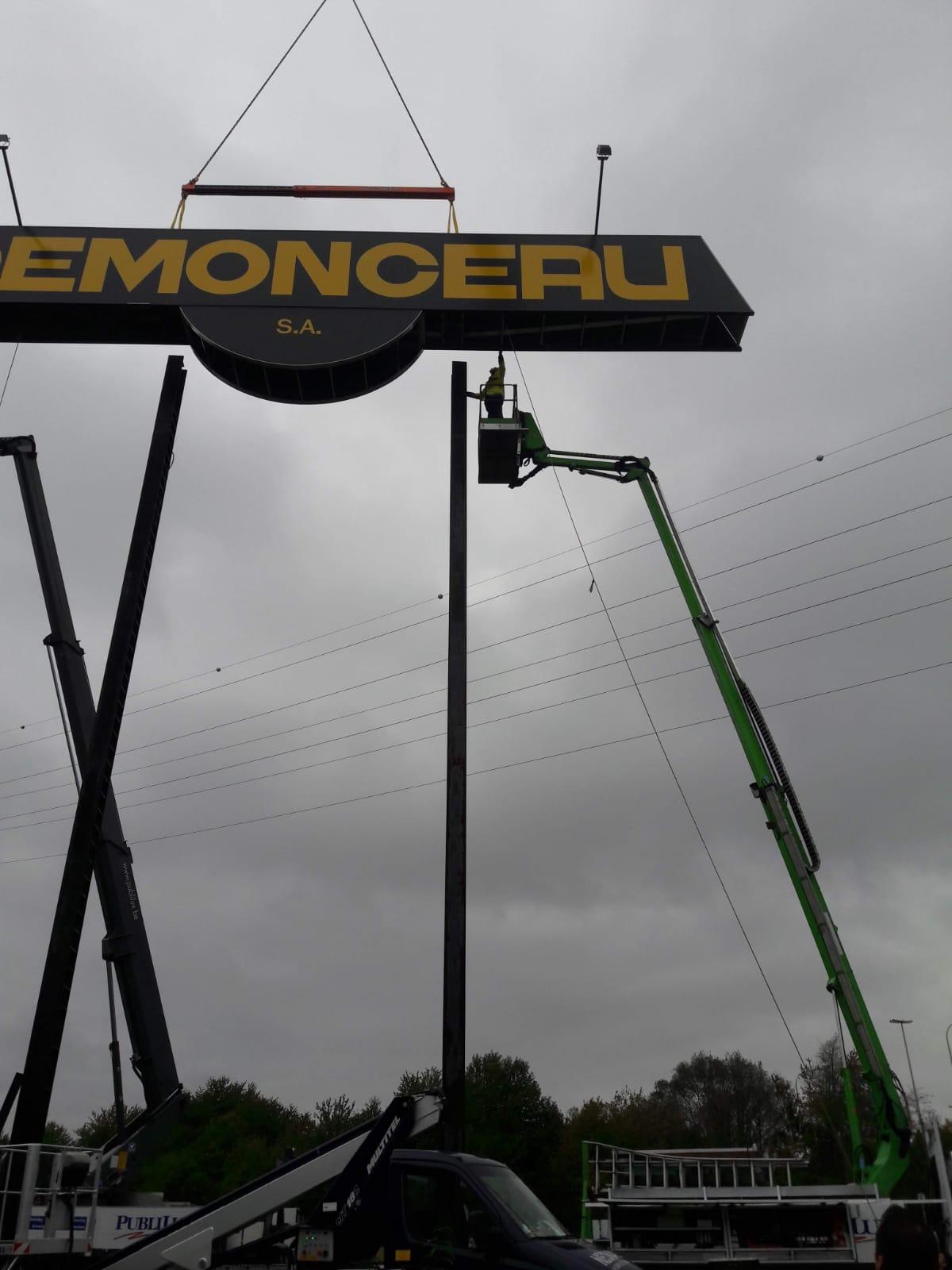 Montage - Demonceau