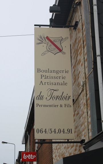 Boulangerie de Tordoir
