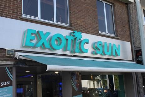 Exotic sun
