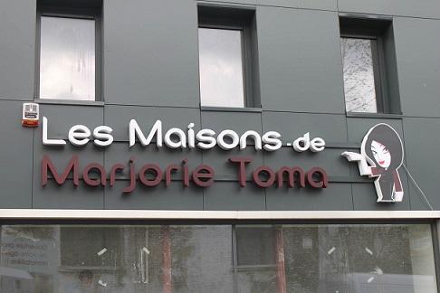 Les maison de Marjorie Toma