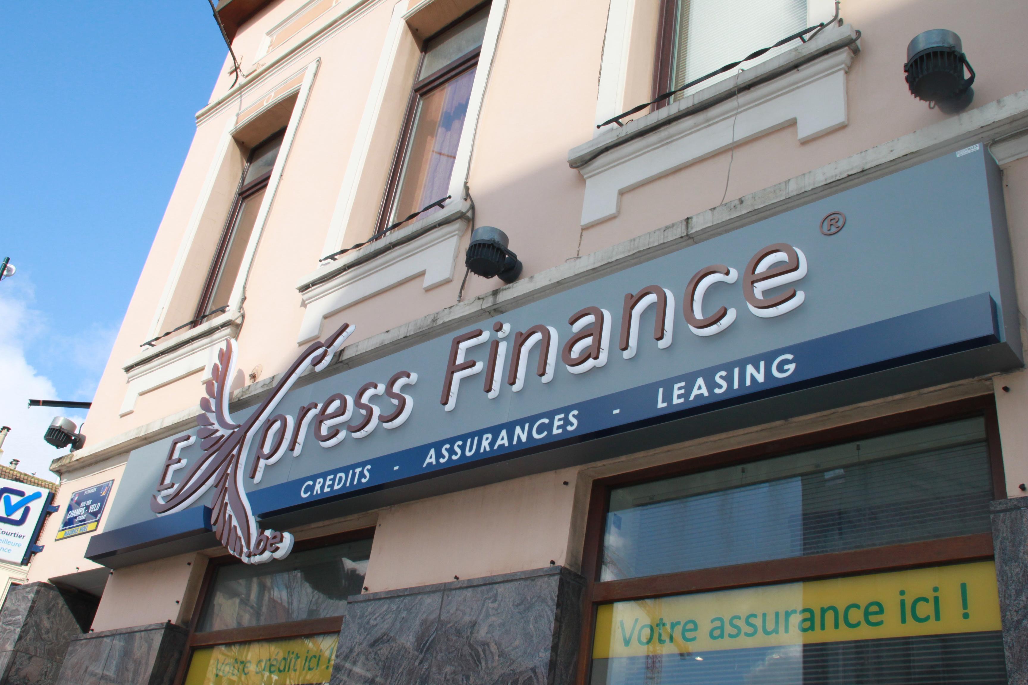 Express Finance Bruxelles
