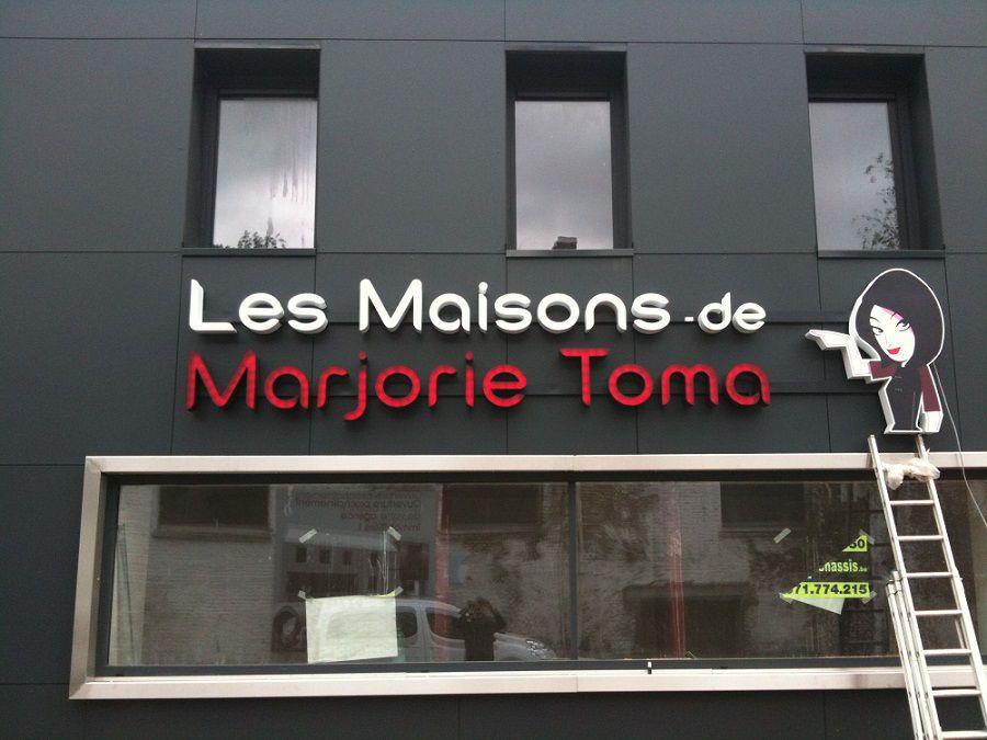 Les maisons de Marjorie Toma