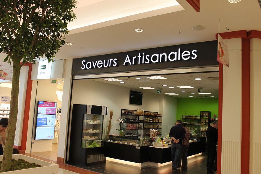 Saveurs artisanales