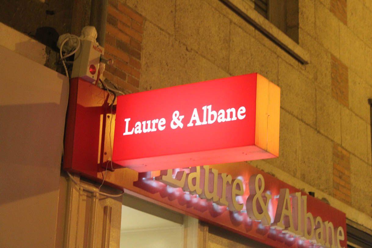Laure & Albane