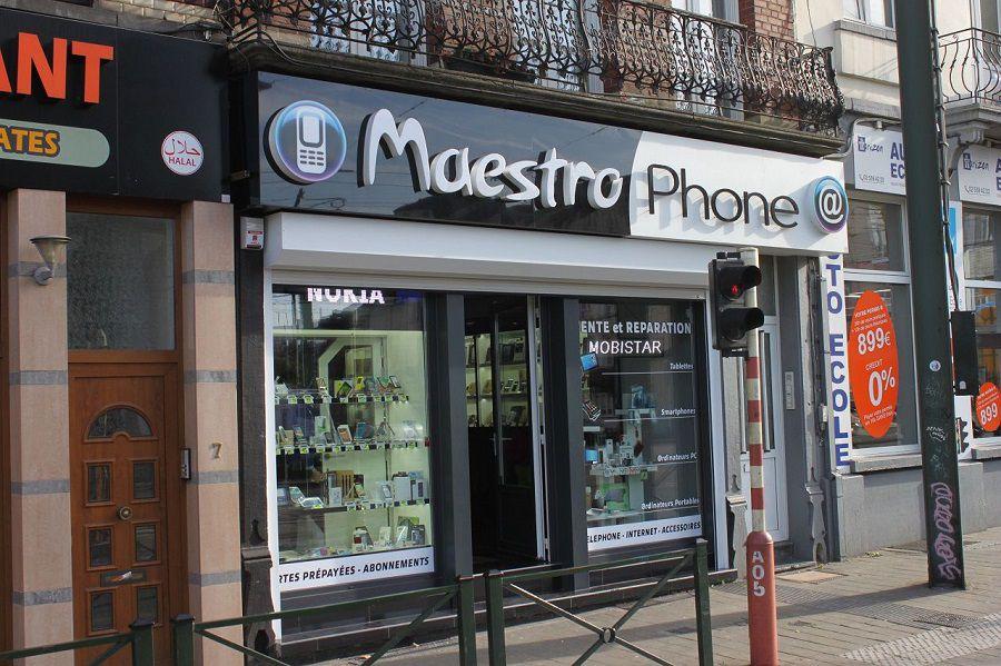 Maestro Phone