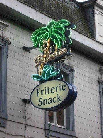 Friterie snack