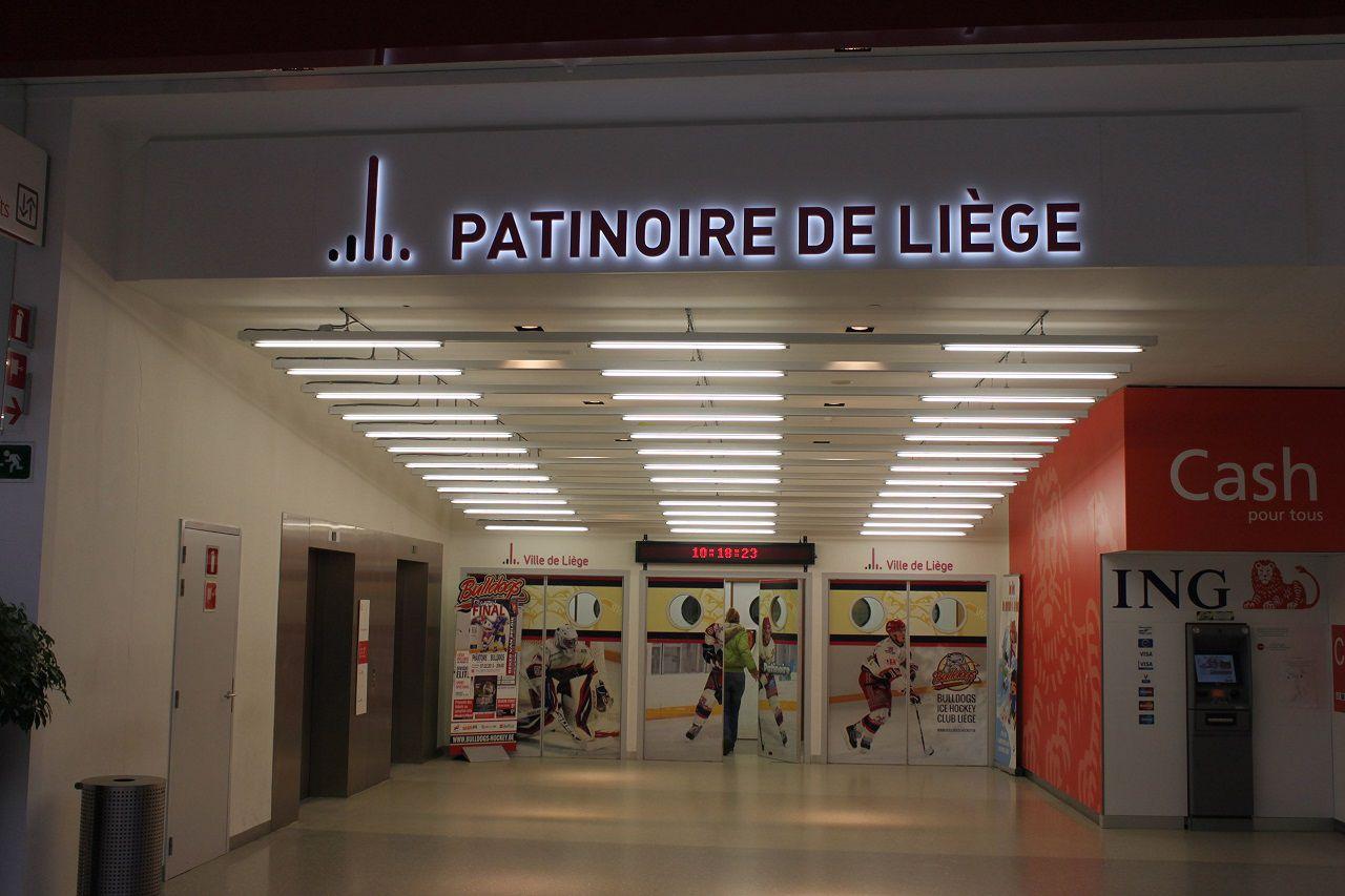 Patinoire de Liège
