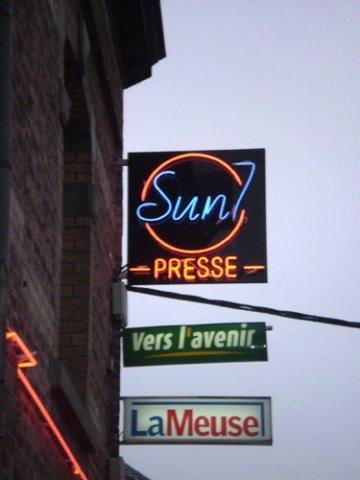 Sun presse