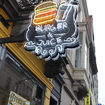 Burger & Juice