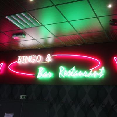 Bingo & bar restaurant