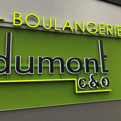 Éclairage indirect Dumont