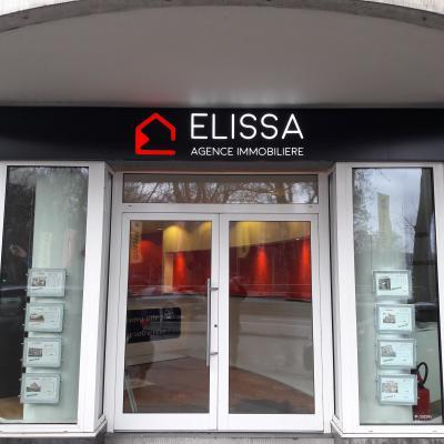 Habillage de façade - Immo Elissa