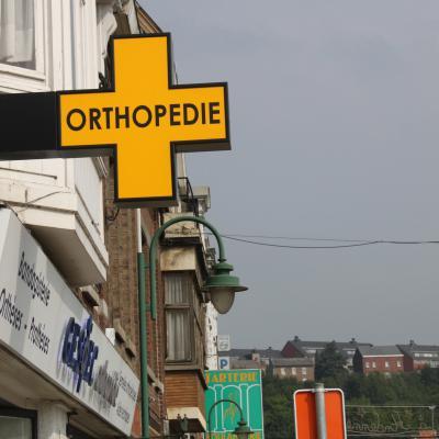 Enseigne orthopédie
