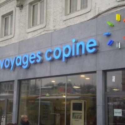 Voyages copine