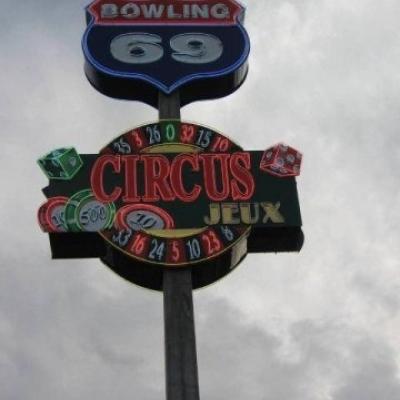 Bowling et casino