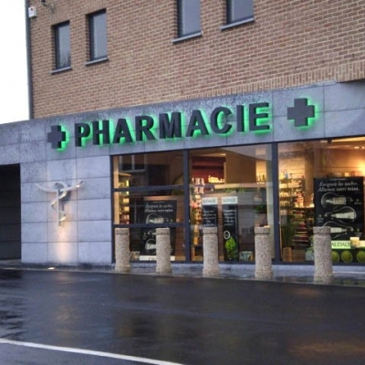 Enseigne pharmacie
