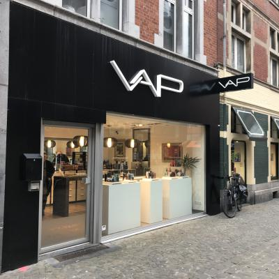 Habillage de façade - VAP