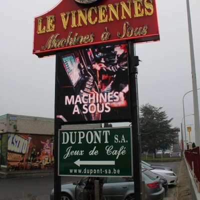 Le Vincennes machines à sous