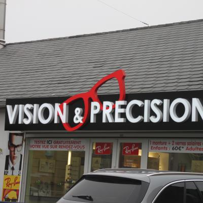 Vision et précision
